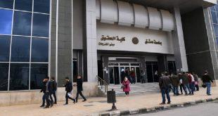إصابة أحد أعضاء كلية الحقوق في جامعة دمشق بفيروس كورونا