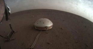 """مسبار """"InSight"""" يسجل أصوات غريبة على كوكب المريخ"""