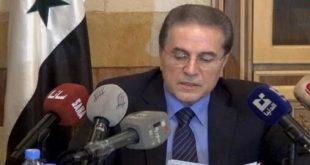 وزير العدل السوري يتحدث عن التعاون السوري-الروسي وقضية رامي مخلوف