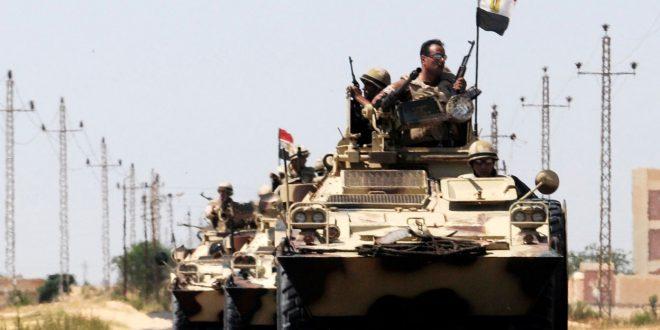 الأناضول: الجيش المصري يرسل قوات الى ادلب.. والقاهرة ترد