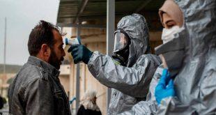 عدد إصابات كورونا في سوريا تتجاوز 600 حالة مع تسجيل 24 إصابة اليوم