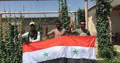 انتفاضة الجزيرة السورية ضدّ الأمريكيين والإدارة الذاتية