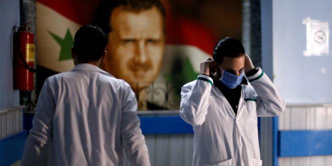 وفاة و 19 إصابة جديدة بكورونا في سوريا اليوم