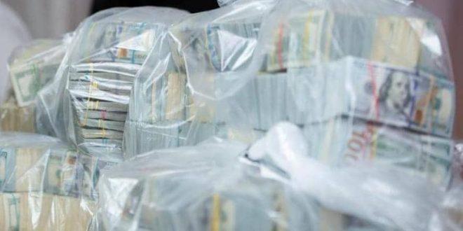 من تركيا إلى لبنان.. محاولة لتهريب 9 ملايين دولار