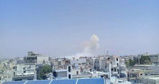 """سوريا... طائرة مسيرة تستهدف قياديين """"دواعش"""" في إدلب"""