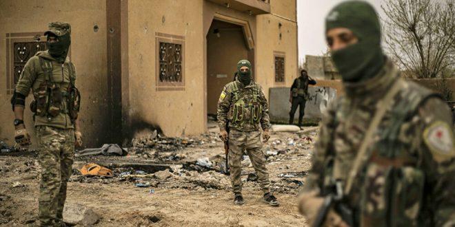 """مجموعات """"قسد"""" تختطف عددا من المدنيين في قرى ريف دير الزور شرقي سوريا"""