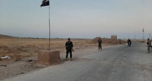 الجيش السوري يمنع رتلاً أميركياً من عبور أحد حواجزه بريف الحسكة