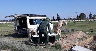 جدل في سوريا حول حرق جثث وفيات كورونا... ما الخيار الثاني؟