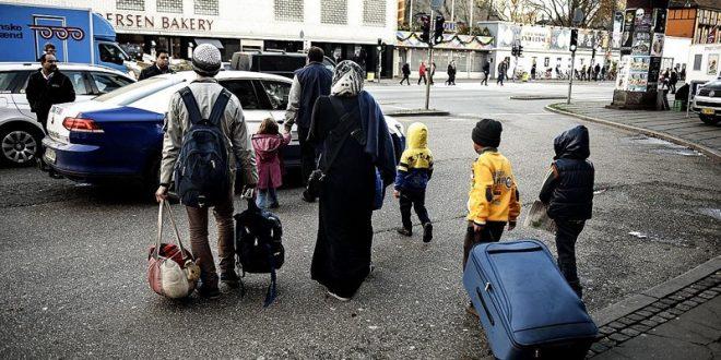 الدنمارك تدرس ترحيل مئات اللاجئين المنحدرين من دمشق