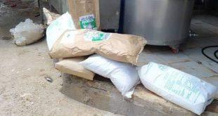 ضبط منشأة تغش بصناعة الأجبان والألبان في حمص