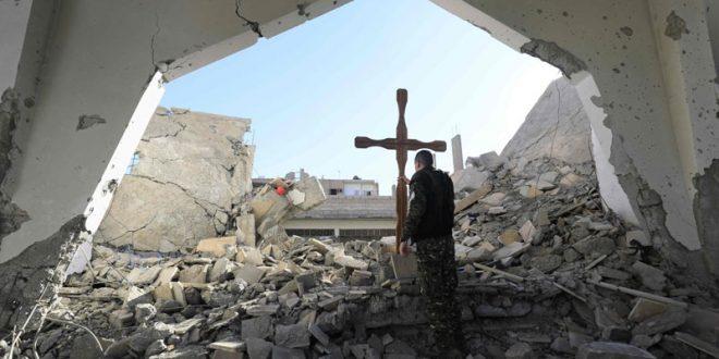 ماذا يجري للمسيحيين السوريين في مناطق سيطرة تحرير الشام