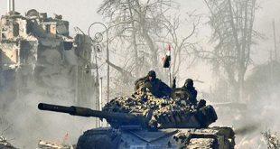 تعزيزات جديدة للجيش السوري إلى ريف تل تمر