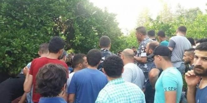 غرق خمسة سوريين إثر سقوطهم ببئر ماء شمال لبنان