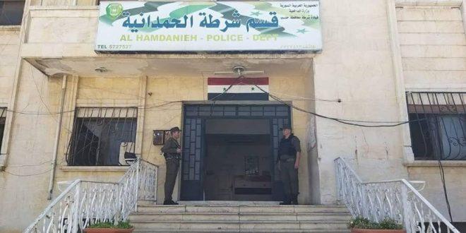 القبض على عصابة لسرقة المنازل والمحلات التجارية وتعاطي المواد المخدرة في حلب