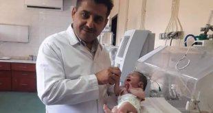 نجاح عمل جراحي بالغ الخطورة لطفل في مشفى الشرطة بحرستا
