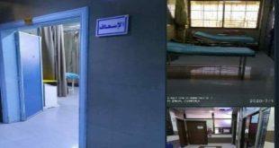 كورونا ينهي حياة مشفى (القلب الجامعي) في حلب ويغلق أبوابه إلى حين...