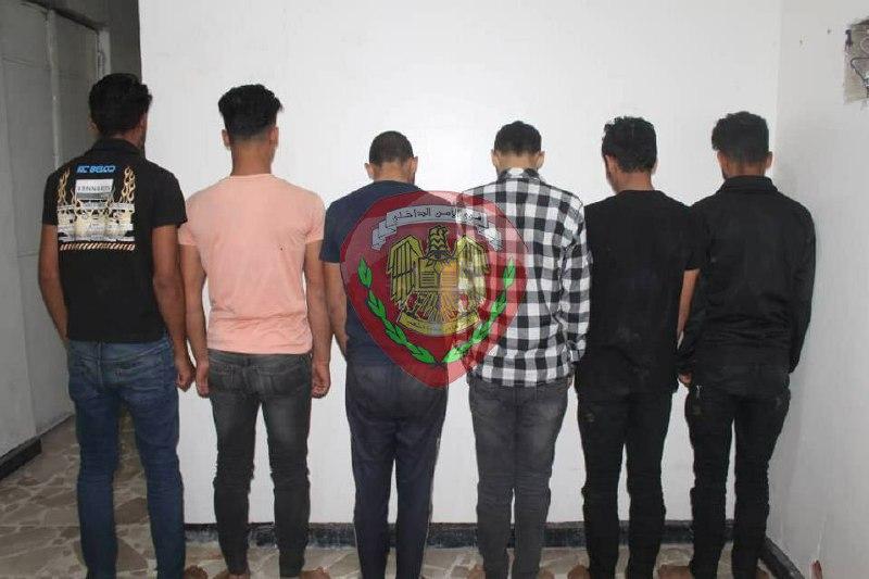 القبض على عصابة سرقة في بلدة شبعا في ريف دمشق
