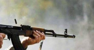 مشهد من الأفلام...اشتباك مسلح في بيروت أمام محل صاغة بسبب خلافات مالية