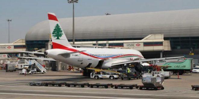 لبنان يصدر تعميم هام إلى شركات الطيران حول نقل الركاب إلى سوريا.. اليكم تفاصيله