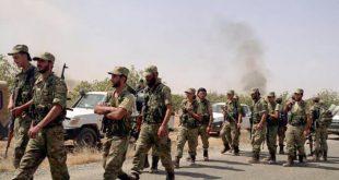 """قادة """"السلطان مراد"""" يسرقون رواتب المرتزقة السوريين في ليبيا"""