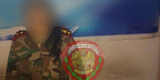 برتبة نقيب.. امرأة تنتحل صفة امنية لتنفيذ عمليات سرقة في اللاذقية