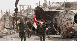استشهاد جنود سوريين بهجوم عنيف على مواقعهم بين ريفي حماة وحلب