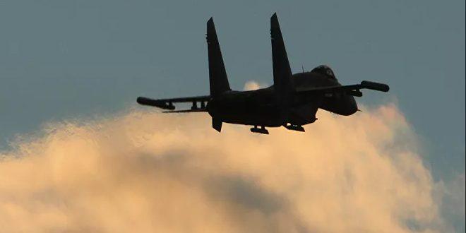 مقاتلة روسية تعترض طائرة تجسس أمريكية فوق البحر الأسود