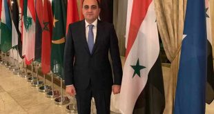 رجل أعمال سوري يعلق على العقوبات الأمريكية ضده