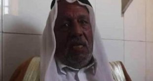 اغتيال أحد شيوخ عشيرة العقيدات شرق دير الزور