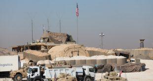 معدات لوجستية وسواتر وثكنات, مطار اميركي في سوريا!