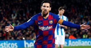 ميسي يصدم برشلونة ويوقف مفاوضات تجديد عقده