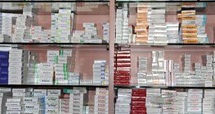 إغلاق ٣٥ صيدلية تبيع الدواء المهرّب في دمشق