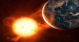الشمس تقصف الأرض هذا الأسبوع ومخاوف من انهيار التكنولوجيا