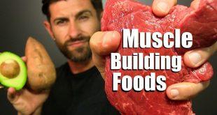 لبناء العضلات وتضخيمها