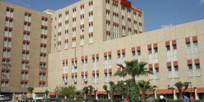 مدير مشفى الأسد الجامعي