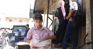 تركيا تُغرق الاسواق السورية بالبضائع