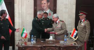 ماذا تعني زيارة رئيس الاركان الايرانية لسوريا وتوقيع اتفاق عسكري شامل؟