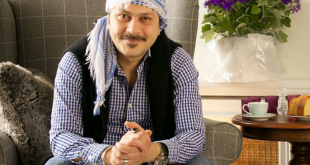 جمال زوجة وائل شرف يلفت الانظار