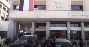 مصري يقاضي نجله لإلزامه بعلاجه من السرطان