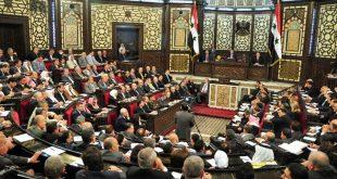 اليكم الأسماء الكاملة للناجحين بانتخابات مجلس الشعب في سوريا
