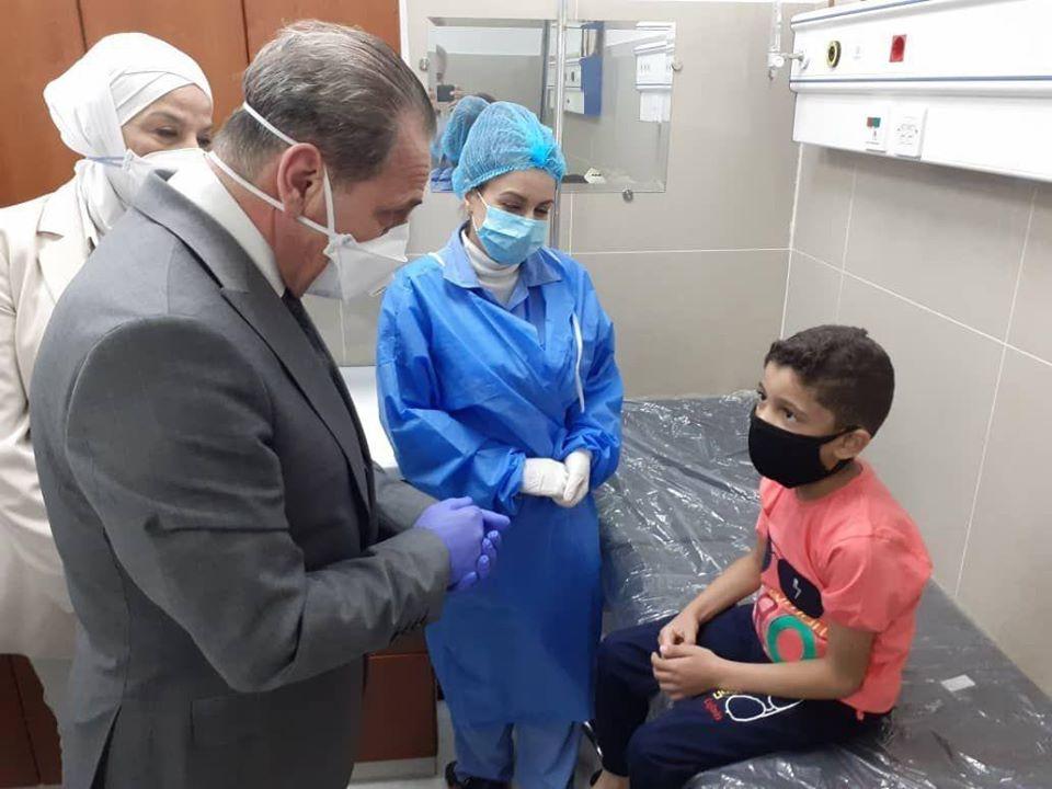 وفاتين جديدتين و 19 إصابة كورونا جديدة اليوم في سوريا