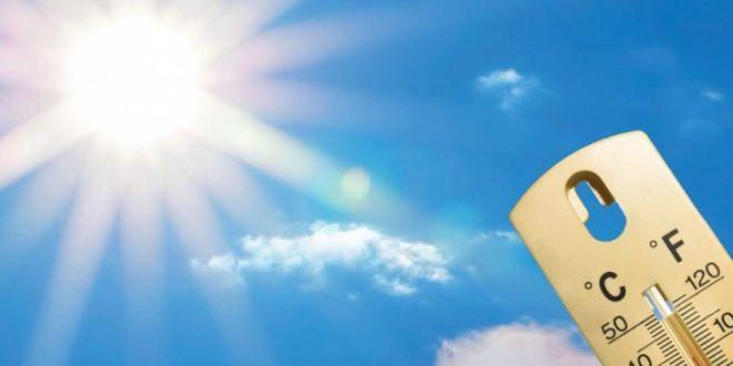 درجات حرارة أربعينية اعتباراً من اليوم والذروة غدا 42 درجة بدمشق