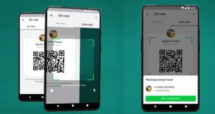 كيفية استخدام رمز QR لإضافة جهات اتصال جديدة في واتساب