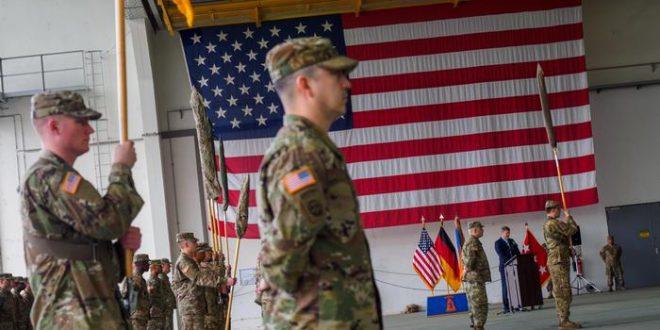 ترامب يوافق على خطة معدة لسحب جزء من القوات من ألمانيا