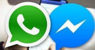 فيسبوك تستعد لدمج واتساب مع ماسنجر!