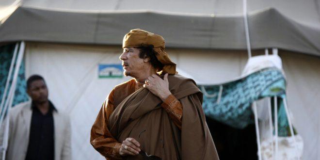 """تسريب المزيد من أسرار """"خيمة القذافي"""