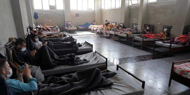 كورونا يواصل تفشيه في إدلب السورية