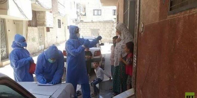 """جوع وتسول وكورونا.. الحجر والفقر يطوقان بلدة """"جديدة الفضل"""" في ريف دمشق"""