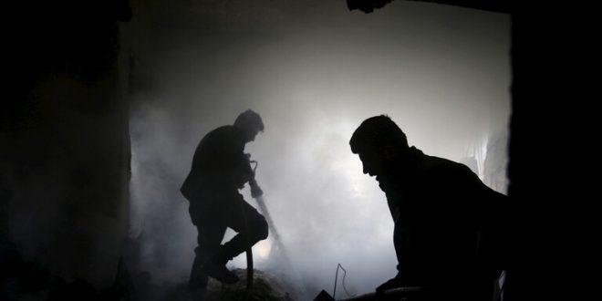 اعتقال مجموعة مسلحة في سوريا كانت تنوي التجسس على المواقع الروسية