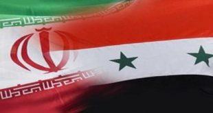 طهران توضح أطر الاتفاقية العسكرية مع سوريا